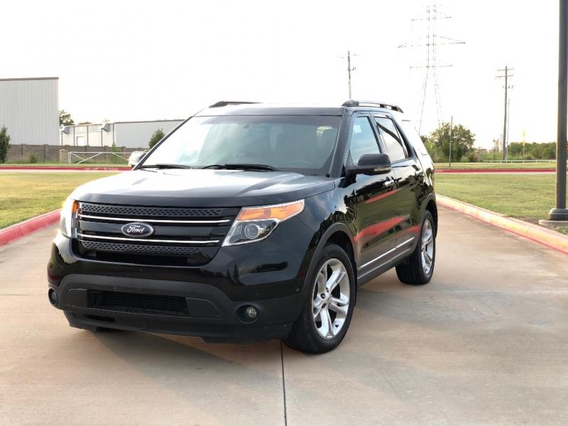 Ford Explorer 2012 price $12,950