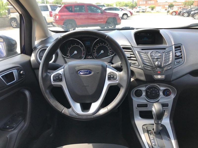 Ford Fiesta 2016 price $9,950