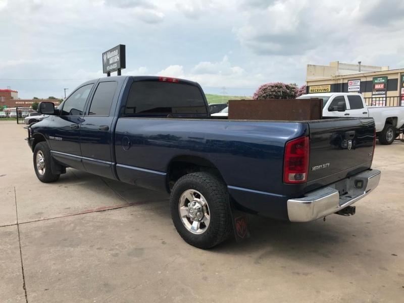 Dodge Ram 3500 2005 price $12,450