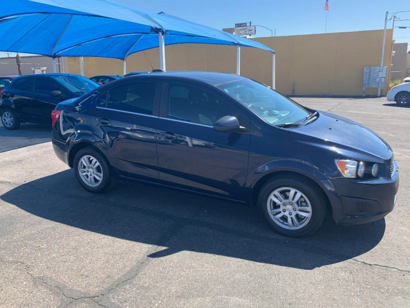 Chevrolet Sonic 2015 price $500 Down