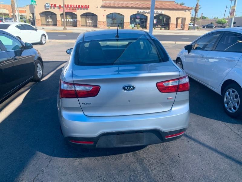 Kia Rio 2012 price $500 Down