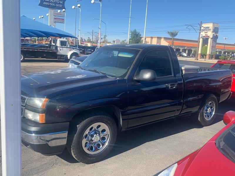 Chevrolet Silverado 1500 Classic 2007 price $400 Down