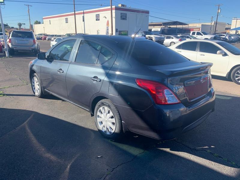 Nissan Versa 2016 price $600 Down