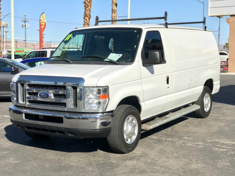 Ford Cargo Van For Sale >> 2011 Ford Econoline Cargo Van E 250 Commercial