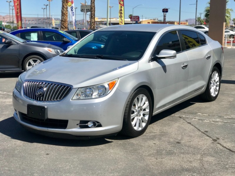 Vip Auto Sales >> 2013 Buick Lacrosse 4dr Sdn Leather Fwd