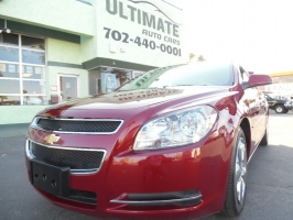 Chevrolet Malibu 2011