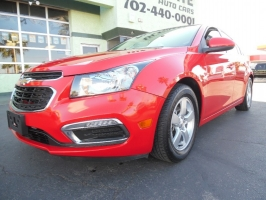 Chevrolet Cruze 2015