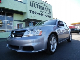 Dodge Avenger 2013