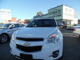 Chevrolet Equinox 2012