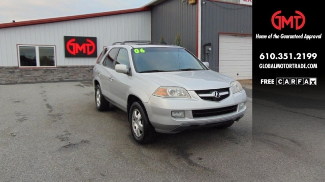 2006 Acura MDX 4dr SUV AT - Inventory | GLOBAL MOTOR TRADE, LLC ...