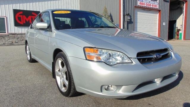 2006 Subaru Legacy Sedan 25i Special Edition Auto Inventory