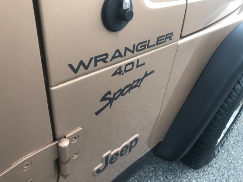 Jeep Wrangler 1999 price $5,600