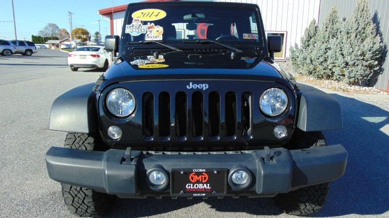 Jeep Wrangler Unlimited 2014 price CALL FOR PRICE