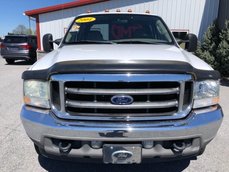 Ford Super Duty F-250 2004 price $11,300