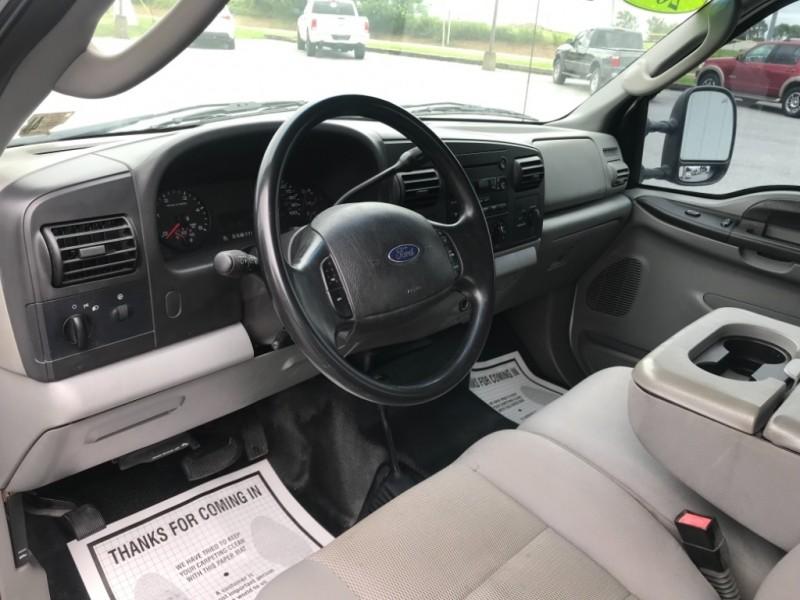 Ford Super Duty F-250 2007 price $10,500