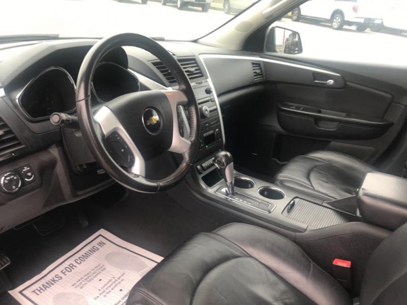 Chevrolet Traverse 2011 price $8,600