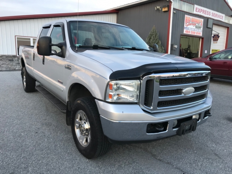 Ford Super Duty F-350 SRW 2005 price $12,500