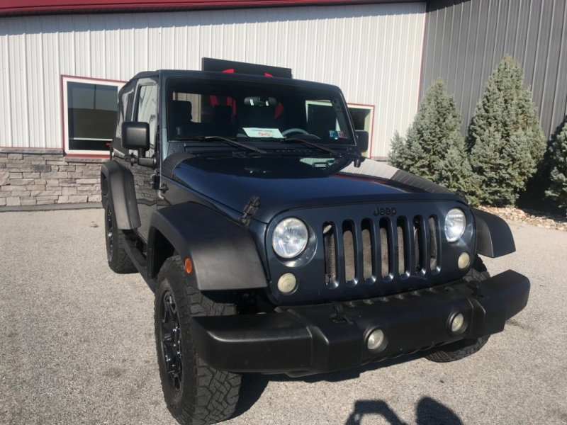 Jeep Wrangler 2008 price $11,700