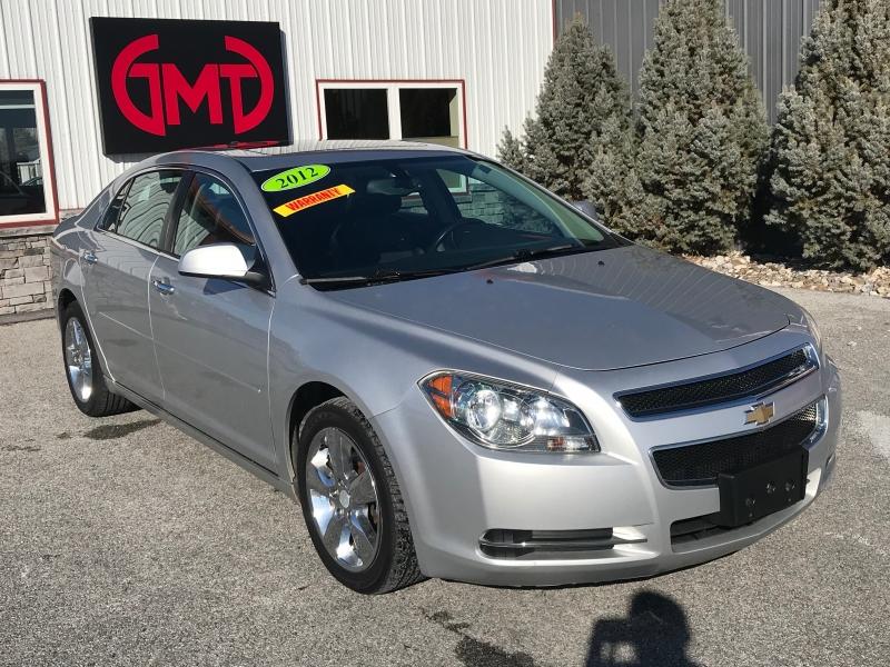 Chevrolet Malibu 2012 price $5,400