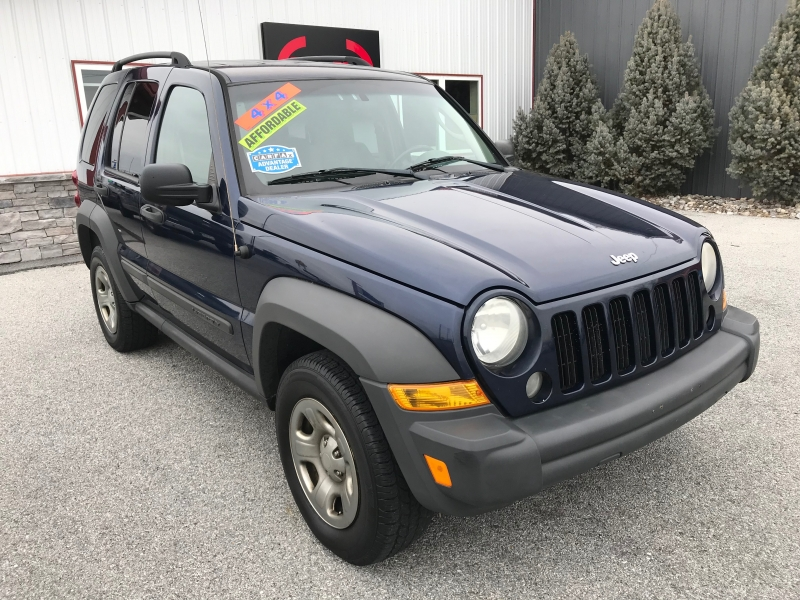 Jeep Liberty 2007 price $4,995