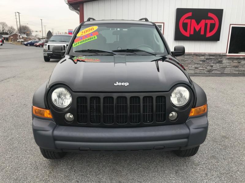 Jeep Liberty 2006 price $4,700