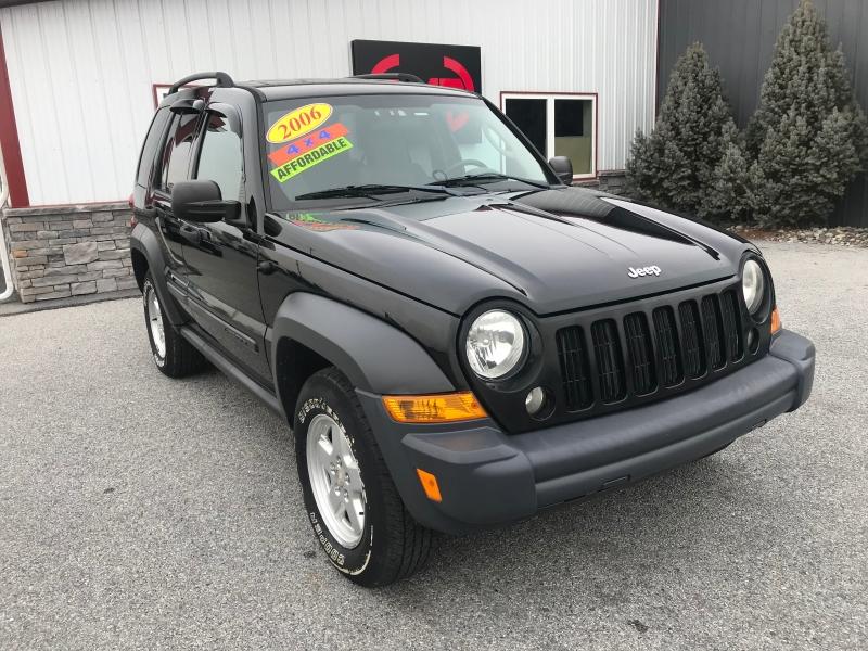 Jeep Liberty 2006 price $4,995