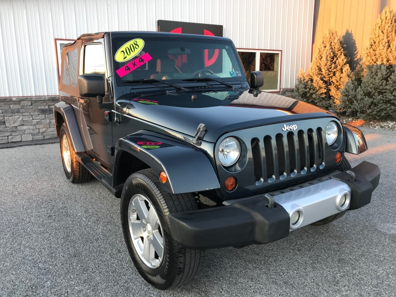 Jeep Wrangler 2008 price $11,300
