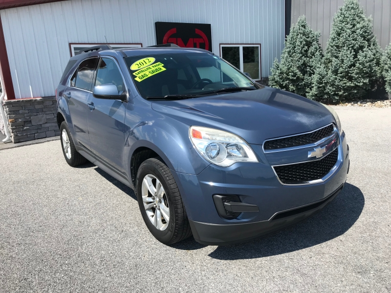 Chevrolet Equinox 2012 price $8,200