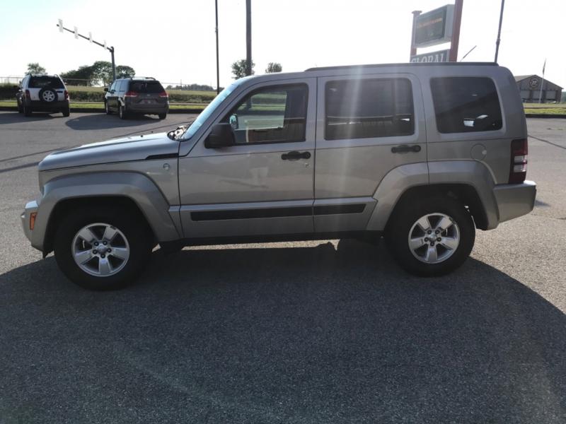 Jeep Liberty 2010 price $7,500