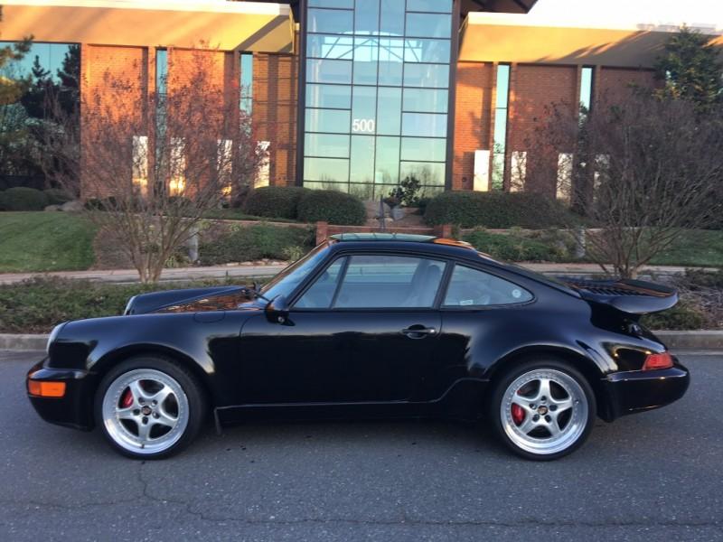 Porsche 911 1994 price