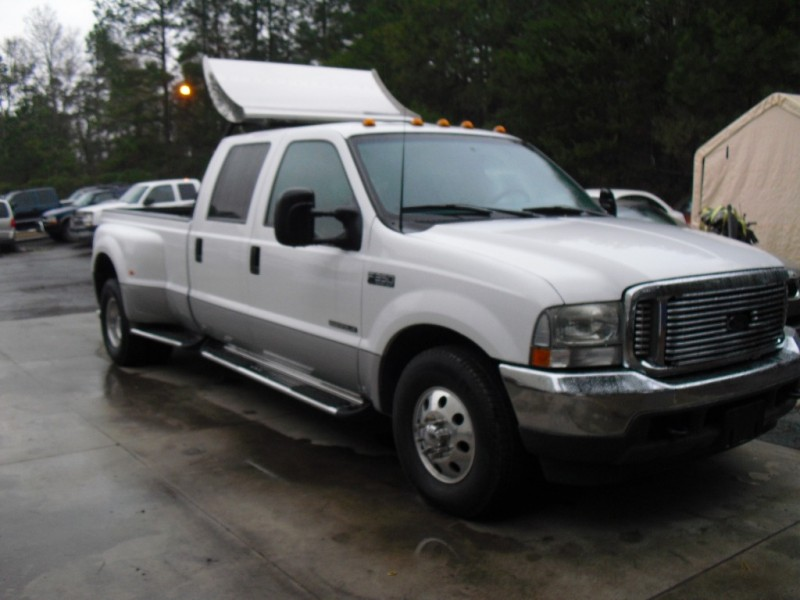 Ford Super Duty F-350 DRW 2002 price $26,500