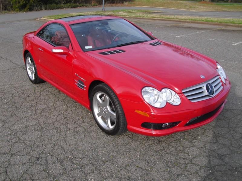 Mercedes-Benz SL-Class 2005 price $0