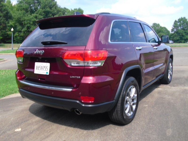 Jeep Grand Cherokee 2016 price $16,700