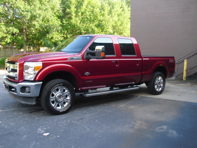 Ford Super Duty F-250 SRW KING RANCH 2015 price $42,800