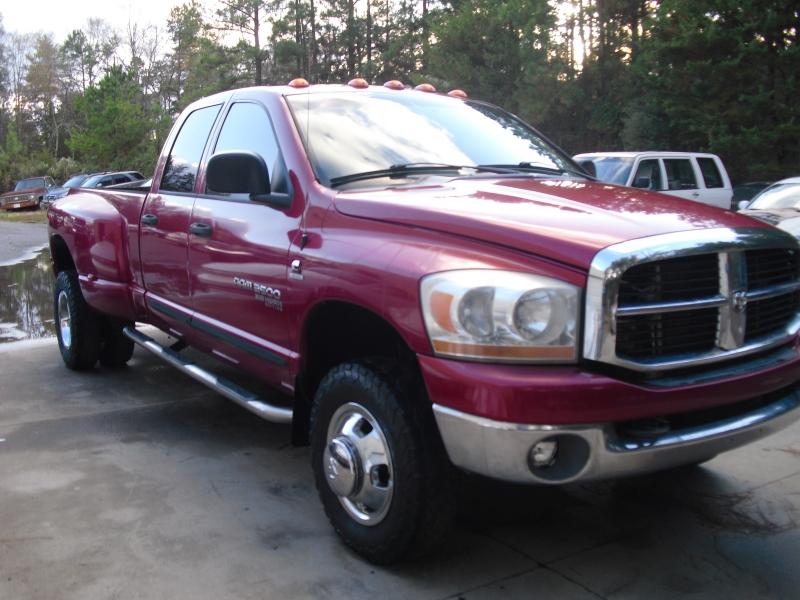Dodge Ram 3500 2006 price $9,999