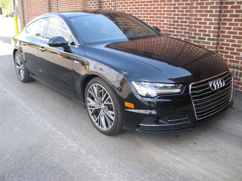 Audi A7 2016 price $18,999