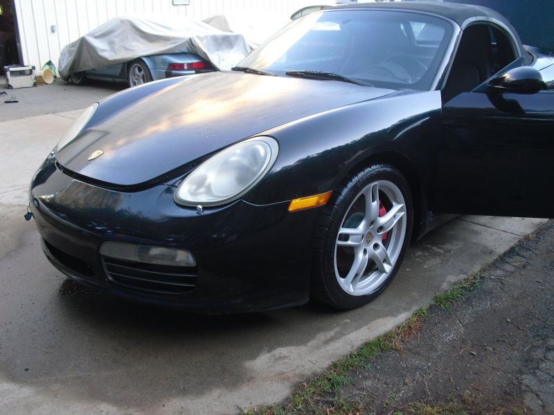Porsche BOXSTER S 2005 price $5,999