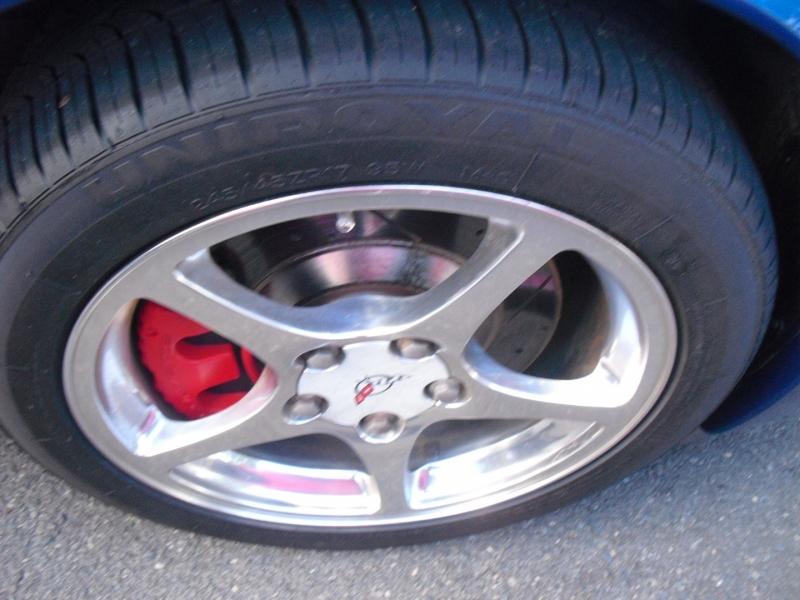 Chevrolet Corvette 2002 price $13,500