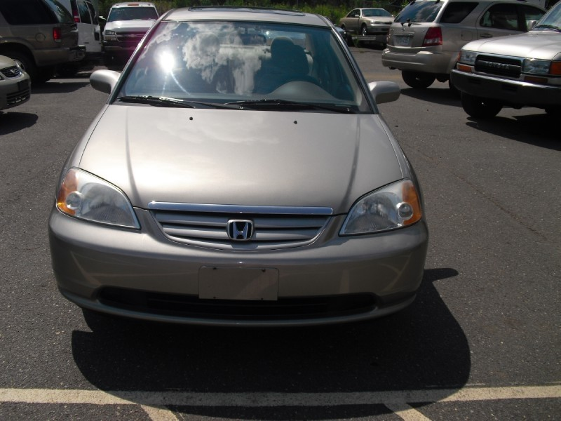 Honda Civic EX 2003 price $5,999