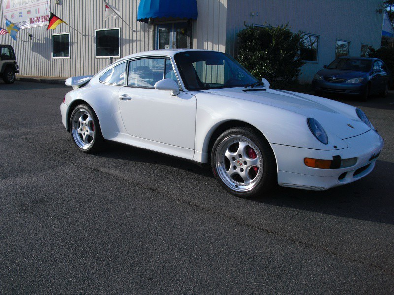 Porsche 911 Carrera TURBO 1996 price