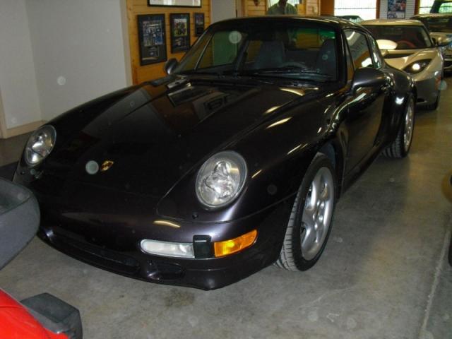 1997 Porsche 911 Carrera C2S