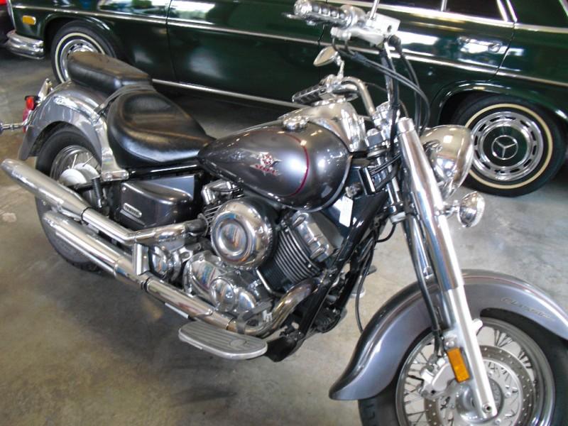 Yamaha VStar 600 2005 price $3,999
