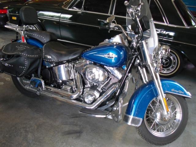 2006 Harley-Davidson Heritage Soft Tail