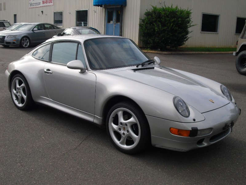 Porsche 911 Carrera  C2S 1998 price $96,000