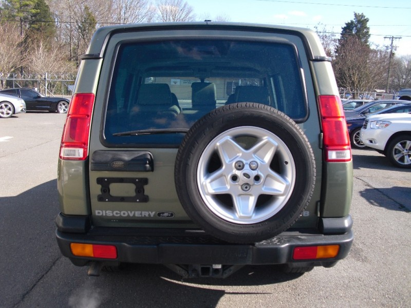 Land Rover Discovery Series II 2001 price $4,000