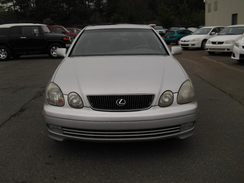 Lexus GS 300 Luxury Perform Sdn 1999 price $0