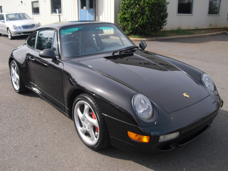 Porsche 911 Carrera C4S 1998 price $119,000