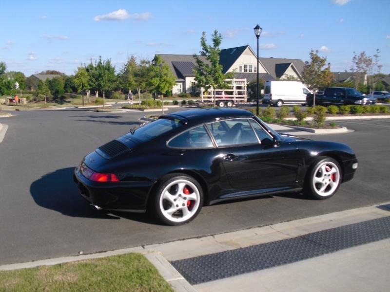 Porsche 911 Carrera 1997 price $74,000