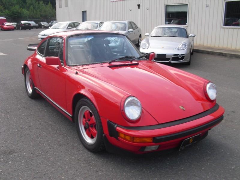Porsche 911 Carrera 1988 price 69999