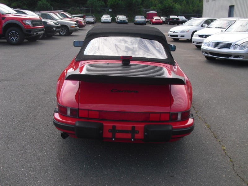 Porsche 911 Carrera 1988 price $44,900